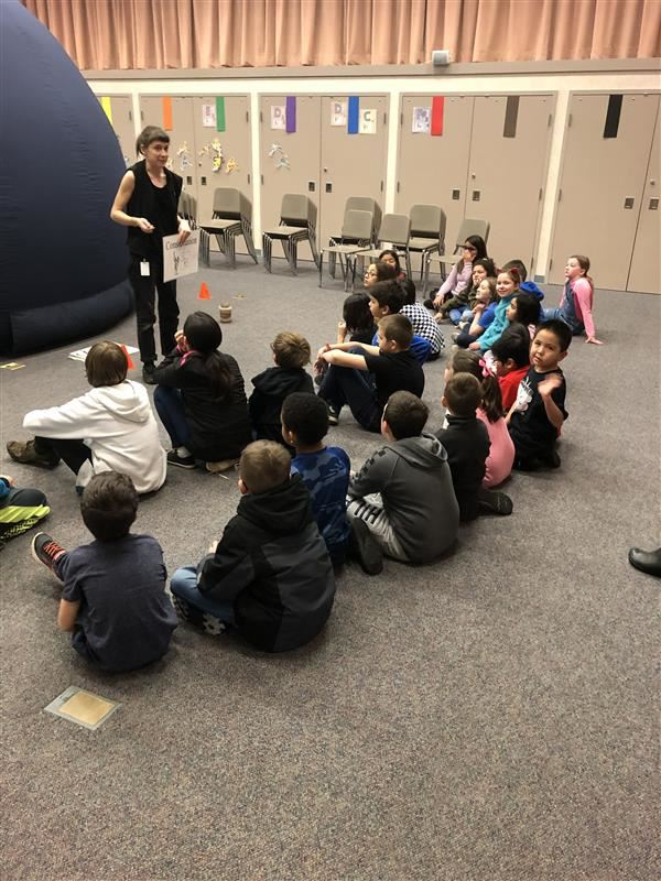 Pacific Science on Wheels Brought Us Some Great Lessons About Space, Some of Which Were Held in Inflatable Planetariums (more)<hr><br>