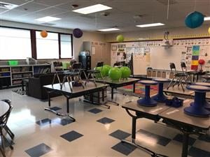 Flexible Seating 1