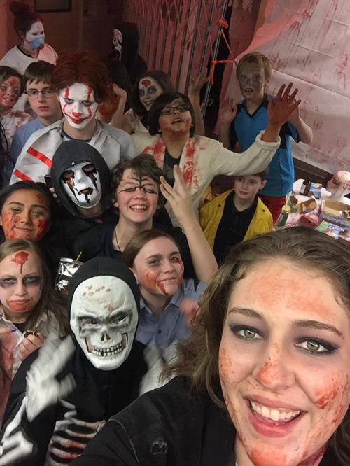 From 2017 Haunted House