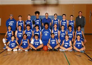 2018-19 Boys 7th & 8th Grade BB