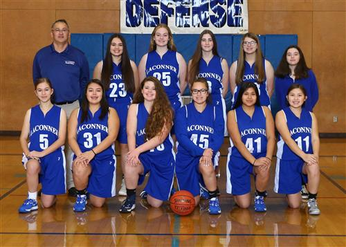 Girls C Bball