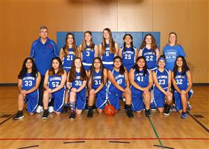 2018-19 Girls MS BB