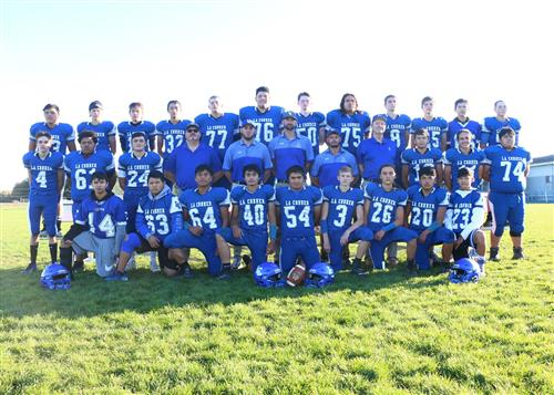 LCHS Football Team
